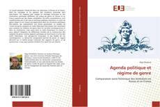 Bookcover of Agenda politique et régime de genre