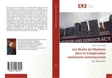 Bookcover of Les Droits de l'Homme dans la Coopération américano-camerounaise