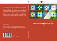 Couverture de Emotion et Apprentissage