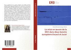 Bookcover of La mise en œuvre de la DCE dans deux bassins européens:Escaut et Jucar