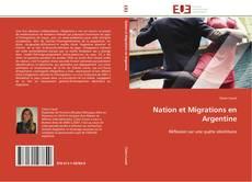 Bookcover of Nation et Migrations en Argentine