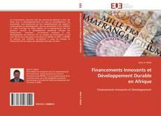 Couverture de Financements Innovants et Développement Durable en Afrique