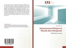 Обложка Gouvernance Ethique et Morale des Entreprises