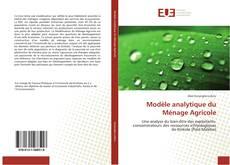 Bookcover of Modèle analytique du Ménage Agricole