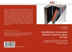 Copertina di Modélisation de procédés logiciels à base de réseau de Petri