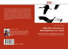 Обложка Migration féminine et développement au Tchad