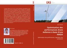 Optimisation des performances d'une éolienne à base d'une MADA kitap kapağı
