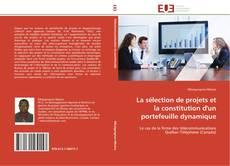 La sélection de projets et la constitution d'un portefeuille dynamique的封面