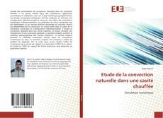 Bookcover of Etude de la convection naturelle dans une cavité chauffée