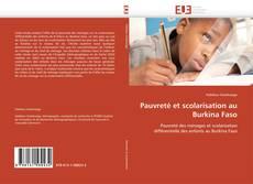 Bookcover of Pauvreté et scolarisation au Burkina Faso