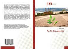 Portada del libro de Au fil des Algéries