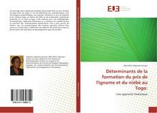 Déterminants de la formation du prix de l'igname et du niébé au Togo:的封面