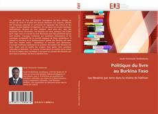Politique du livre  au Burkina Faso kitap kapağı