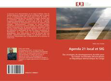 Bookcover of Agenda 21 local et SIG