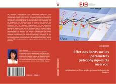 Bookcover of Effet des liants sur les paramètres petrophysiques du réservoir