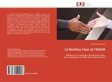 Borítókép a  Le Burkina Faso et l'AGOA - hoz