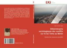 Couverture de Déterminants sociologiques des conflits  sur le lac Toho au Bénin