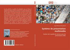 Обложка Système de présentation multimédia