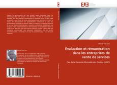 Evaluation et rémunération dans les entreprises de vente de services kitap kapağı