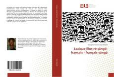 Couverture de Lexique illustré sängö-français - français-sängö