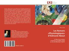 Bookcover of Les Romans «Physiologiques» D'Edmond About