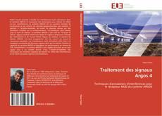 Bookcover of Traitement des signaux Argos 4