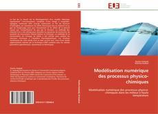 Capa do livro de Modélisation numérique des processus physico-chimiques