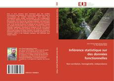 Couverture de Inférence statistique sur des données fonctionnelles