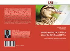 Portada del libro de Amélioration de la filière canard à Kinshasa R.D.C..