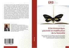 Bookcover of Crise économique, pauvreté et modification de la fécondité