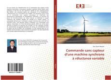 Bookcover of Commande sans capteur d'une machine synchrone à réluctance variable