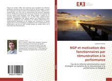 NGP et motivation des fonctionnaires par rémunération à la performance kitap kapağı