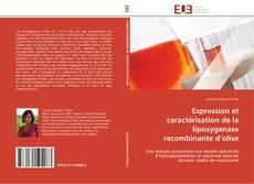 Portada del libro de Expression et caractérisation de la lipoxygenase recombinante d'olive