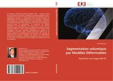 Bookcover of Segmentation volumique par Modèles Déformables