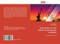 Copertina di Coût Direct vs Coût Indirect et gravité des accidents
