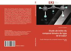 Capa do livro de Etude ab-initio du composé binaire de type III-VI In6S7