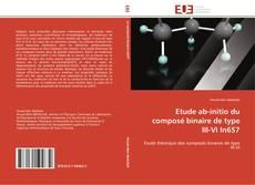 Etude ab-initio du composé binaire de type III-VI In6S7的封面