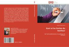 Buchcover von Kant et les limites du bonheur