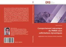 Comportement mécanique du PMMA sous sollicitations dynamiques kitap kapağı