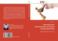 Couverture de Diversification Internationale et Finance comportementale