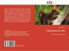 Bookcover of L'économie du don