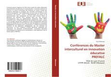 Conférences du Master interculturel en innovation éducative  PREFALC kitap kapağı