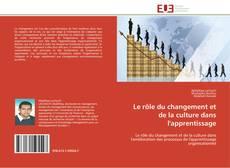 Capa do livro de Le rôle du changement et de la culture dans l'apprentissage