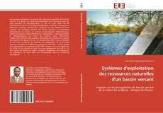 Capa do livro de Systèmes d'exploitation des ressources naturelles d'un bassin versant