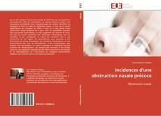 Bookcover of Incidences d'une obstruction nasale précoce