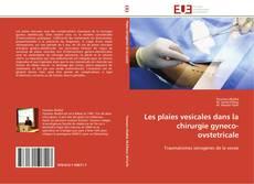 Buchcover von Les plaies vesicales dans la chirurgie gyneco-ovstetricale