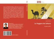 Couverture de La foggara du Sahara