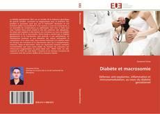 Portada del libro de Diabète et macrosomie