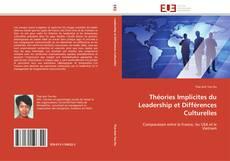 Bookcover of Théories Implicites du Leadership et Différences Culturelles