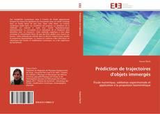 Bookcover of Prédiction de trajectoires d'objets immergés